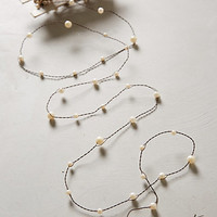 Pearl Drop Garland by Anthropologie