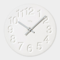 Diatomite Wall Clock