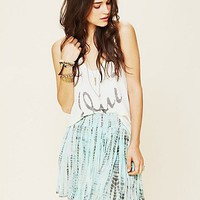 Free People Tie Dye Mini