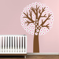 Nursery Tree Wall Sticker