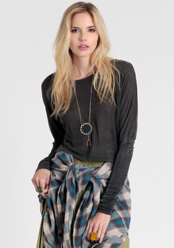 Felicia Top by John Galt - $39.00: ThreadSence, Women's Indie & Bohemian Clothing, Dresses, & Accessories