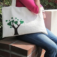 The Friendship Bag In Green - BKD S.. on Luulla