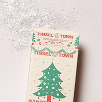 Tinsel Town Faux Snow by Anthropologie Clear One Size House & Home