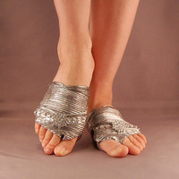 Leotoes - Silver Ornate