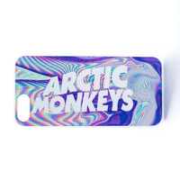 Trippy Arctic Monkeys Case