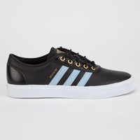 Adidas Snoop Dogg Adi-Ease Mens Shoes Black/Blue  In Sizes
