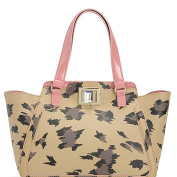 WILD THING LEATHER SMALL WING TOTE by Juicy Couture, O/S
