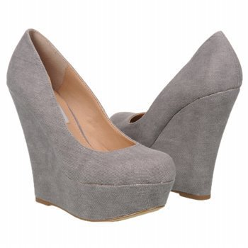 Women's Steve Madden  Pammyy Grey Fabric Shoes.com