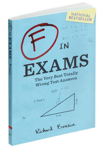 F in Exams | Mod Retro Vintage Books | ModCloth.com