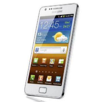 Amazon.com: Samsung Galaxy S II SA-I9100 Unlocked Phone with 8 MP Camera and GPS support - International Version - Ceramic White: Cell Phones & Accessories