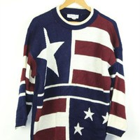 American Flag Jumper | One