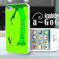 The Giving Tree iphone 4 case, custom cell phone case