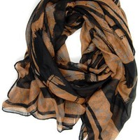 Lay Low in Lace Scarf: Black - $14.99 : Spotted Moth, Chic and sweet clothing and accessories for women