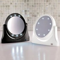 Lighted 10X Mirror @ Fresh Finds