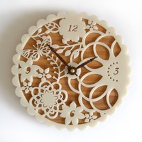 Kirie 01 | Decoylab - Modern Clocks and Home Decor