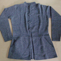 Peruvian Design Alpaca Wool Elegant Cardigan for Women.