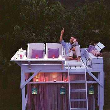 There's no place like home... / Fresh Ideas for Outdoor Play   Family Style