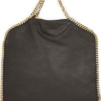 Stella McCartney|Falabella Small faux leather tote|NET-A-PORTER.COM