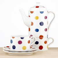 Polka Dot Tea For Two Set | World Market
