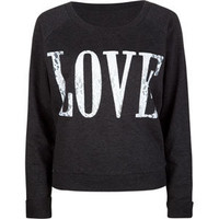 FULL TILT Love Lace Womens Sweatshirt 202934110 | Sweatshirts &amp; Hoodies | Tillys.com