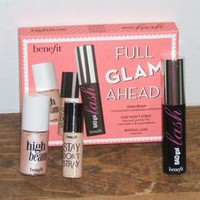 Benefit Full Glam Ahead High Beam Luminizer Stay Don't Stray Primer Bad Gal Lash - Other