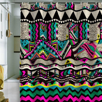 DENY Designs Home Accessories | Kris Tate Fiesta 1 Shower Curtain