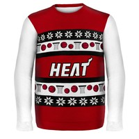 Miami Heat - One Too Many Ugly Sweater