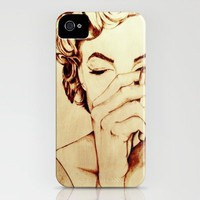 Marilyn Monroe  iPhone Case by Farinaz K. | Society6