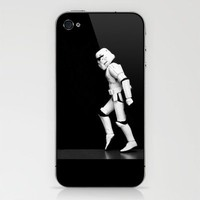 Stormwalking iPhone &amp; iPod Skin by Gareth Payne | Society6