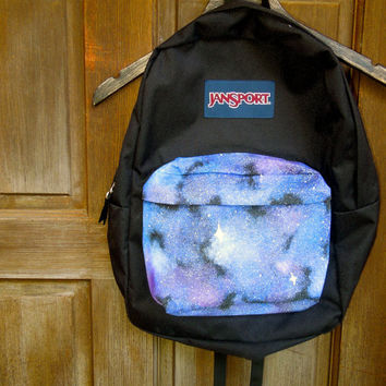 Galaxy Cosmo Hipster Jansport Backpack