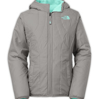 The North Face Girls' Jackets & Vests GIRLS' REVERSIBLE PERSEUS JACKET