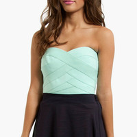 Hold Me Tight Bandage Bandeau $30 (on sale from $44)