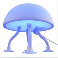 buy cheap USB and Power Source Jellyfish LED lamp wholesale on China Gadget Land