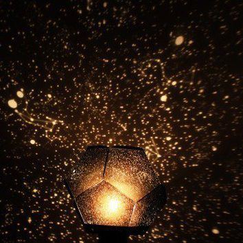 INFMETRY:: DIY Romantic Star Projector - Bed&Bath - Home&Decor