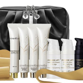 *SP Ultimate Holiday Power Lift Skincare Travel Collection! - Mirenesse
