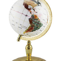 ideeli | JAY COMPANIES Gemstone Globe with Bow-Shaped Stand