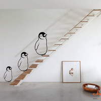 Cute Penguin Decals