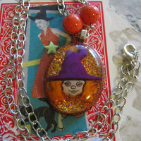 Glam Witch Necklace