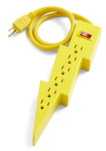 Jason&#x27;s Super Power Strip | Mod Retro Vintage Electronics | ModCloth.com
