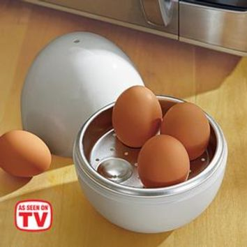 Microwave Egg Cooker @ Fresh Finds