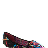 Tangled Up in Shoe Flat | Mod Retro Vintage Flats | ModCloth.com
