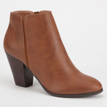 CITY CLASSIFIED Tevay Womens Booties 251065412   Boots