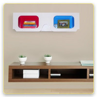 3D wall shelf