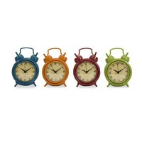 IMAX Corblin Desk Clocks (Set of Four) - 29556-4