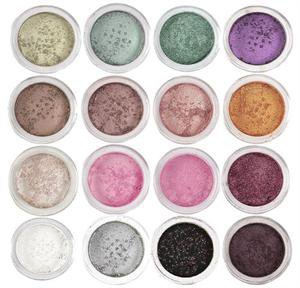 No Miss All Natural Vegan Eye Shadows
