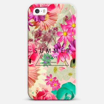 SUMMER LOVE iPhone 5s case by Nika Martinez | Casetify
