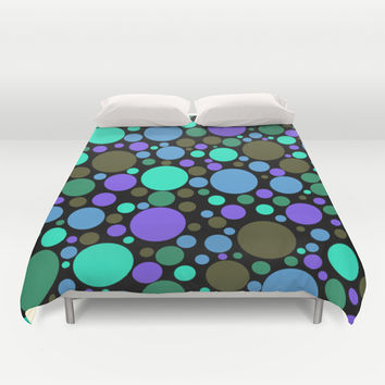 Dottiness Duvet Cover by Alice Gosling