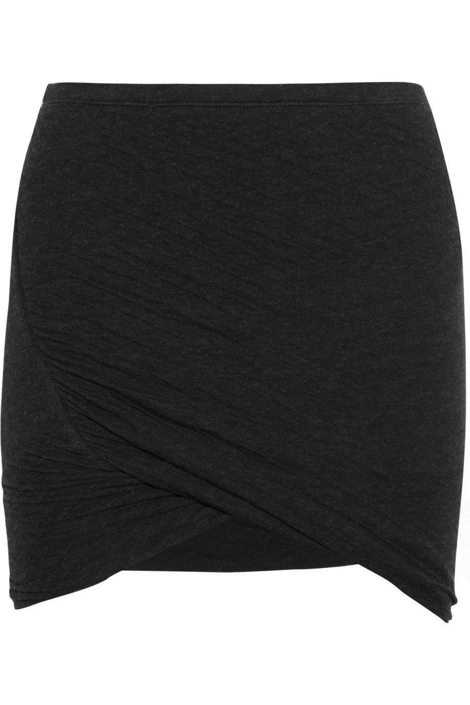 Étoile Isabel Marant | Nuta ruched cotton-jersey mini skirt | NET-A-PORTER.COM