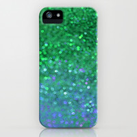 Sea Nymph Sparkle iPhone & iPod Case by ALLY COXON | Society6