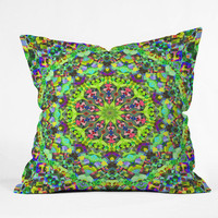 DENY Designs Home Accessories | Lisa Argyropoulos-Inspire Meadow Throw Pillow
